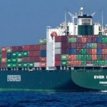eda container ship